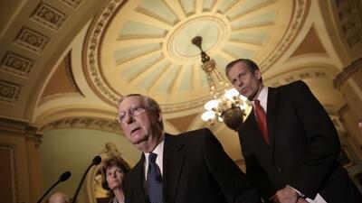 A pesar de que los republicanos buscan imponer su voluntad en el Congres...