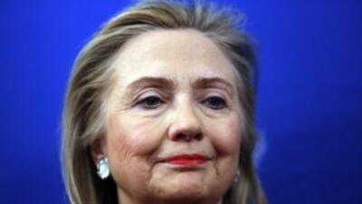 Clinton, de 65 años de edad, ha sido senadora por el estado de Nueva Yor...