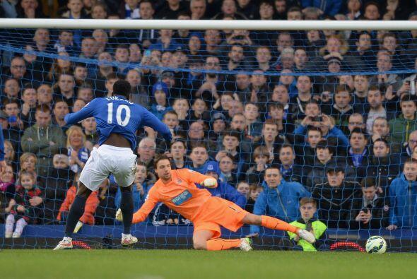 En el complemento Lukaku se encargaría de ampliar la ventaja con un gol...