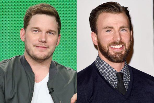 Ambos apostaron que el perdedor irá disfrazado sea de Capitán America o...