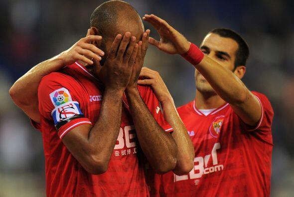 Lo que no entendemos es que Frederic Kanouté reaccionara así tras marcar...