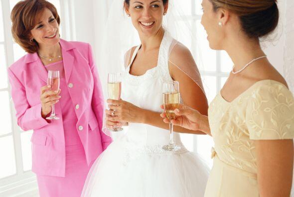 Por último deberás estar pendiente de que cada detalle de la boda funcio...