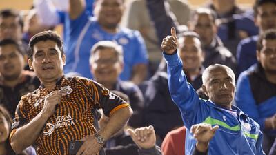 En fotos: Alebrijes impuso categoría contra Cruz Azul y lo venció en Copa MX