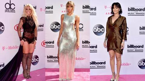 Fashionometro: Los mejor y peor vestidos de los Billboard Awards 2016