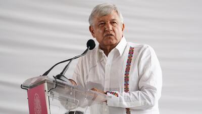 López Obrador propone fortalecer y modernizar la infraestructura eléctrica de México