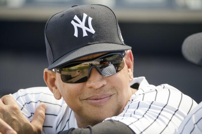 17. Alex Rodríguez (Béisbol) - 575 millones de dólares