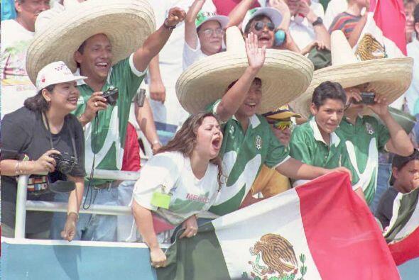 El siguiente duelo se daría hasta 1991, en ese amistoso México se impond...