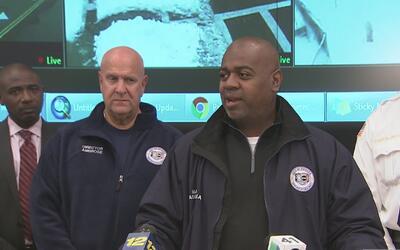 Autoridades de Nueva Jersey garantizan que seguirán trabajando en respue...