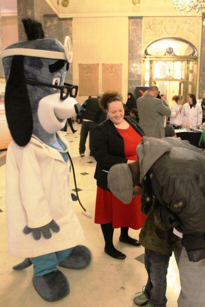 El NY State of Health y varias compañias de salud se unieron para orient...