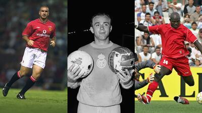 Grandes figuras del fútbol que no fueron a ningún Mundial