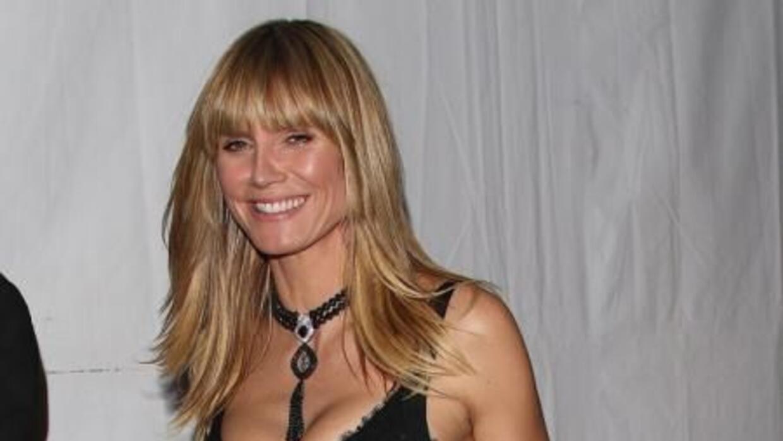 Para la supermodelo Heidi Klum no fue fácil romper su relación de año y...