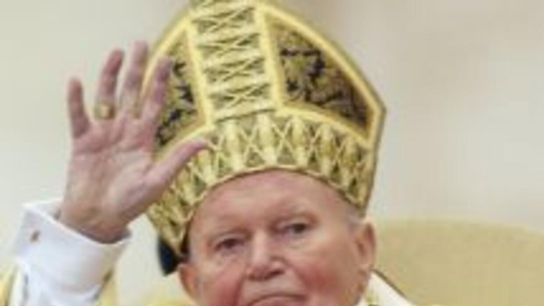 El retrato de Juan Pablo II más grande del mundo estará en Polonia.