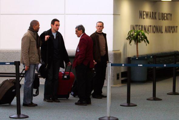 Newark, NJ- Newark International Airport (EWR)