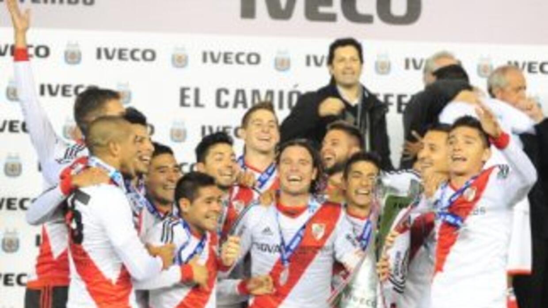 Con el triunfo, el conjunto de los Millonarios aseguró su participación...