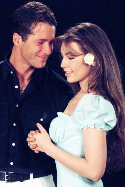 "En ""Rosalinda"" trabajó junto a Fernando Carrillo."
