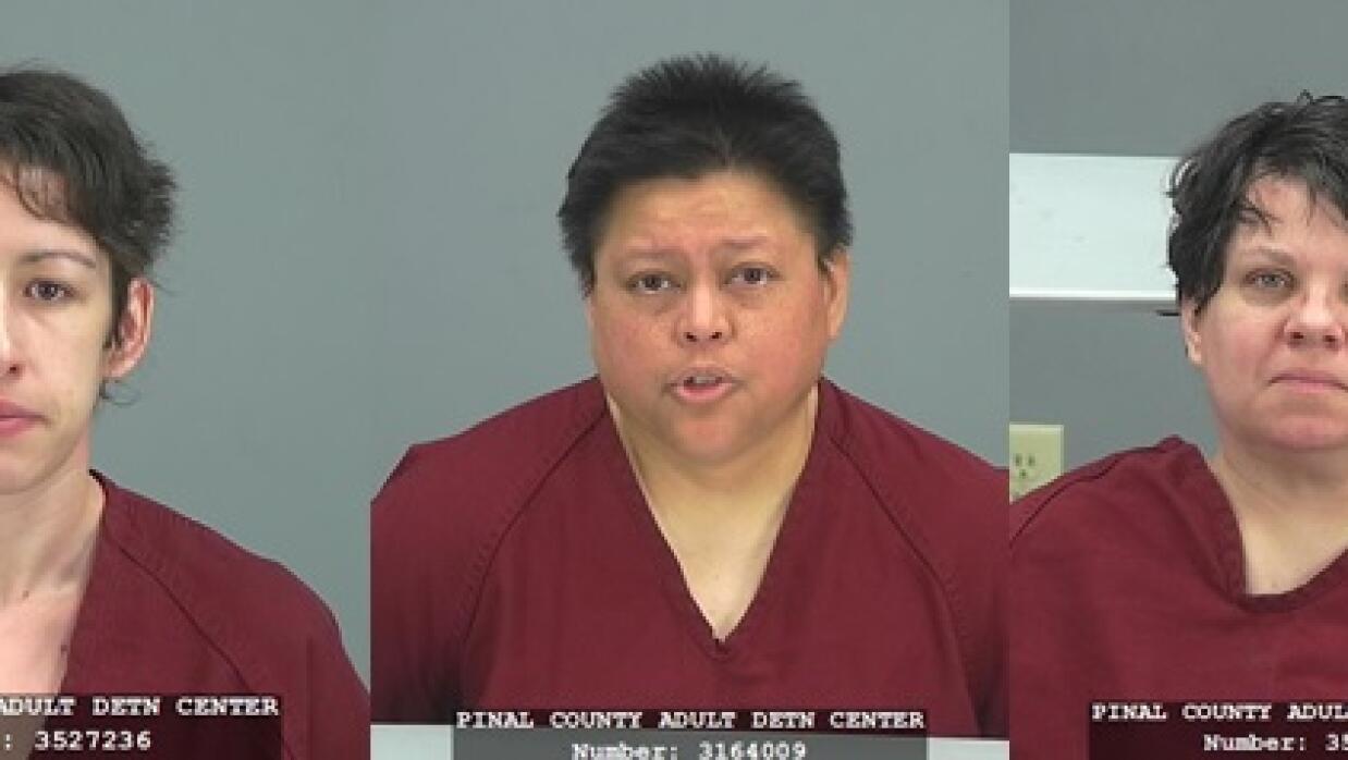 Tres mujeres arrestadas por la muerte de niña de 3 años sospechosas.jpg