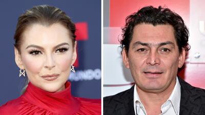 Marjorie de Sousa y José Manuel Figueroa niegan que tienen una relación amorosa