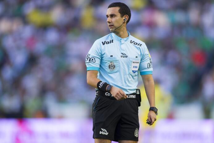 Un mexicano está entre los mejores 20 árbitros del fútbol mundial gettyi...