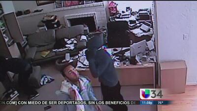 Banda de ladrones azota el sur de California