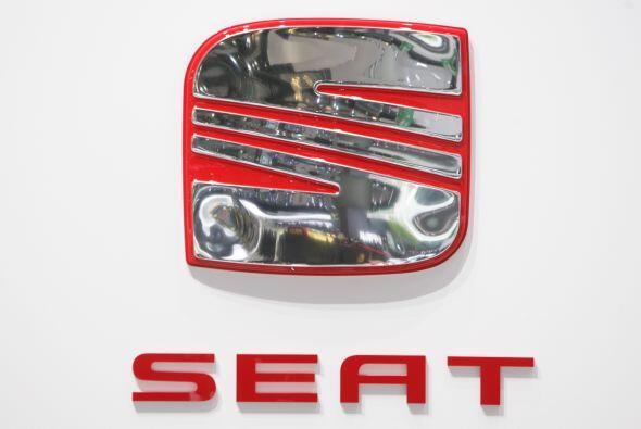SEAT- La marca española, perteneciente al grupo automovilí...