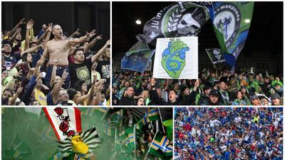 ¿Liga MX o MLS? Estas son las barras más importantes de ambas ligas