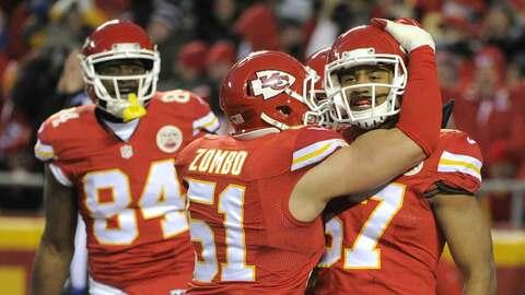 Chiefs 23-17 Raiders: KC con 10 triunfo al hilo, equipo más enrachado en...