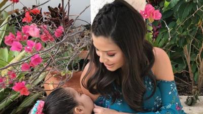 Entre flores y mucho amor: Ana Patricia llega a la semana 22 de su embarazo