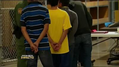 ¿Qué pueden hacer los familiares que están buscando a niños detenidos?