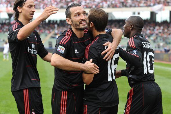 La Liga italiana recobró la emoción en la jornada dominica...