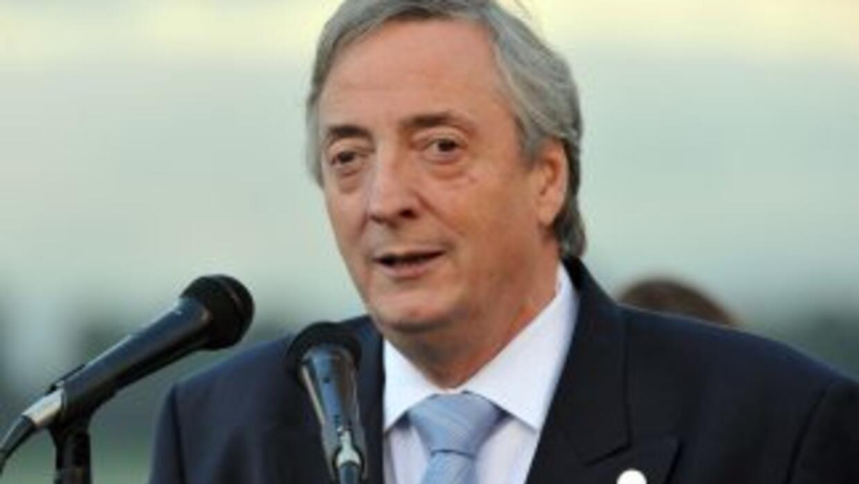 El ex presidente argentino, Néstor Kirchner podrá reincorporase a sus...