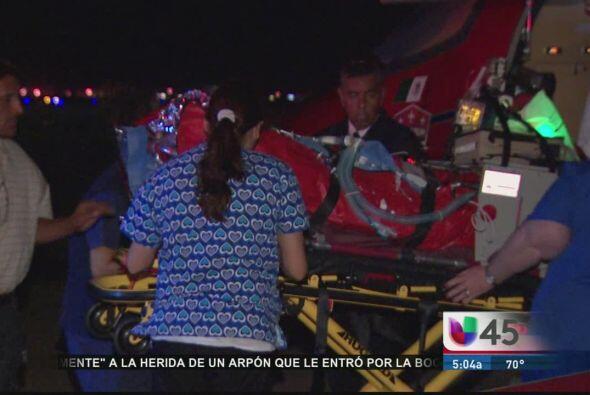 Tras la explosión de un camión de gas en una zona poblada de México, dos...