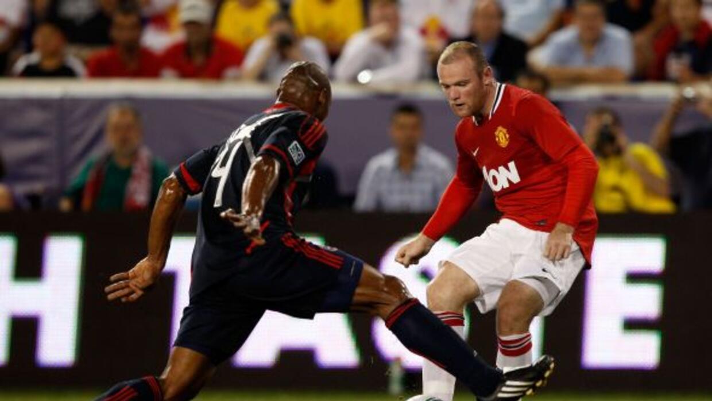 El Manchester United fue el rival de lujo en el partido del 2011. En ést...