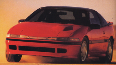 Esplendor y eclipse del Mitsubishi Eclipse