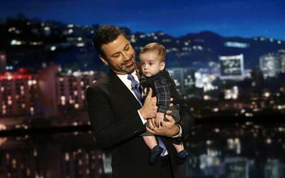 Kimmel le urgió al Congreso actuar para que el programa CHIP se r...