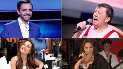 Duelo de celebridades por Cruz Azul y América: los hinchas famosos del Clásico Joven