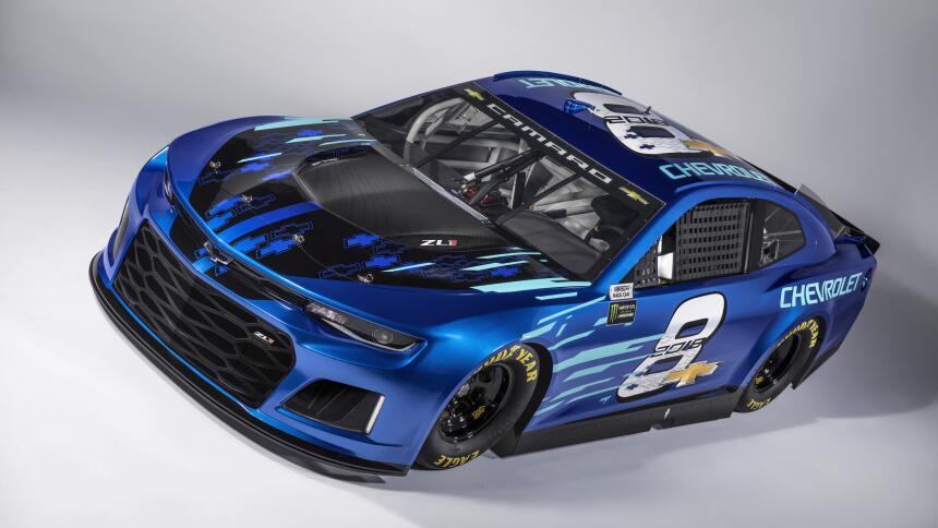 El Camaro se apodera de todo el esfuerzo de Chevrolet en NASCAR chevrole...