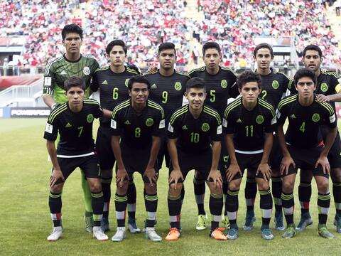 México avanzó a Cuartos de Final de la Copa Mundial Sub 17...