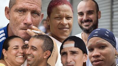 Cientos de cubanos estuvieron varados varios meses el hotel Mileum, en P...