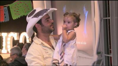 Pablo Montero espera con mucha ilusión el nacimiento de su hija Daniela