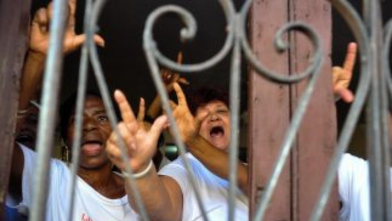 Las Damas de Blanco están bajo amenazas de golpizas y secuestros de niños.