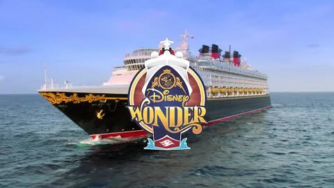 Frozen en obra de teatro sobre el crucero Disney