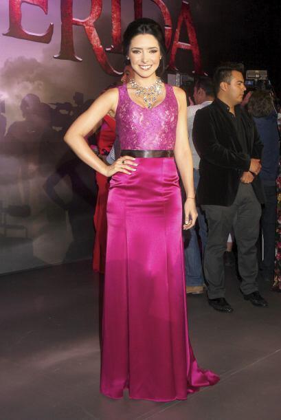 Ariadne Díaz será la hija y rival de Victoria Ruffo.