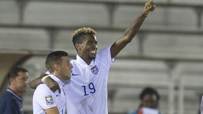 Estados Unidos marcó el gol de la victoria 1-0 ante Trinidad y Tobago