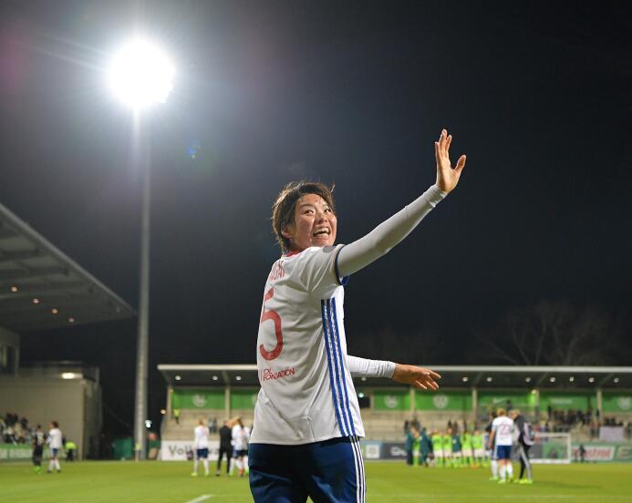 La capitana de la selección, Saki Kumagai, de Japón es valuarte del medi...