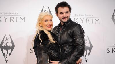 Christina Aguilera quiere casarse en Navidad