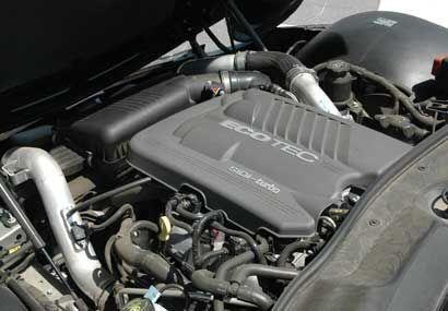 El motor que utiliza es un cuatro cilindros turbo de dos litros con 260...