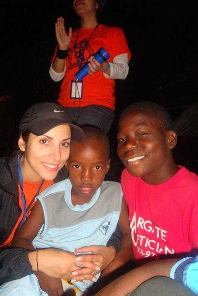 Definitivamente, la ayuda a Haití ha sido muy necesaria tras la tragedia.