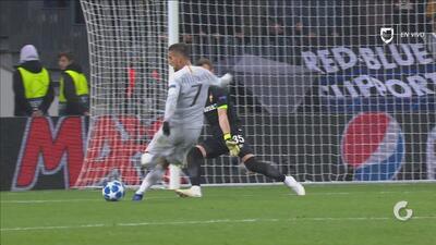 La ventaja vuelve a Roma: un 'balazo' de Lorenzo Pellegrini pone el 2-1 sobre el CSKA