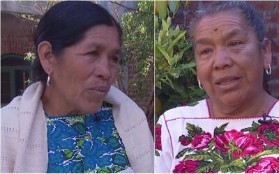 Madres de hijos inmigrantes esperan reencontrarse con ellos en 'El despe...
