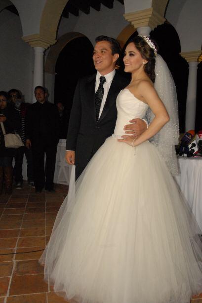 Sherlyn y Gerardo estaban felices, finalmente están casados por todas la...